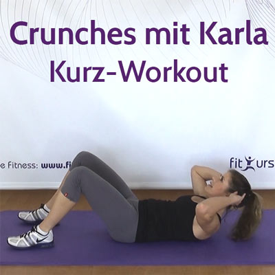 Bauchtraining Video